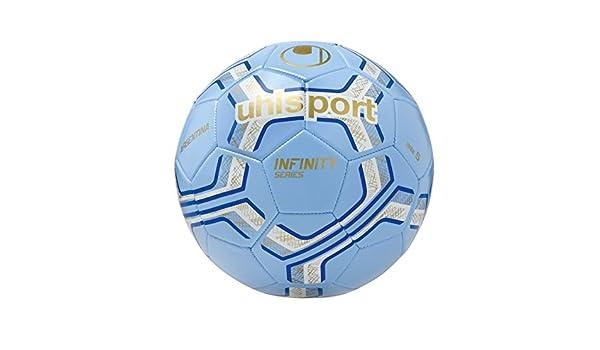 Uhlsport Nation Argentina Balones de Fútbol, Unisex, Blanco (Cyan ...