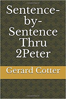 Sentence-by-Sentence Thru 2Peter_