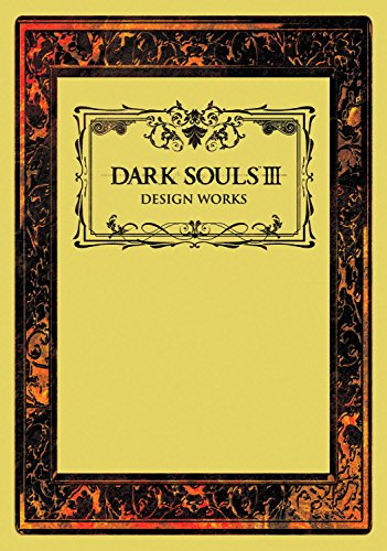 3: Dark Souls III: Design Works cover