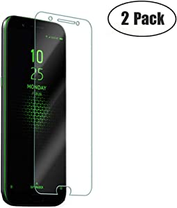 JayTong 2PCS Clear Screen Protector Tempered Glass for Xiaomi Black Shark 5.99""