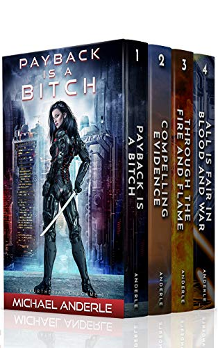 The Kurtherian Endgame Boxed Set: Books 1 - 4 - Payback is a Bitch, Compelling Evidence, Through the Fire and Flame, All