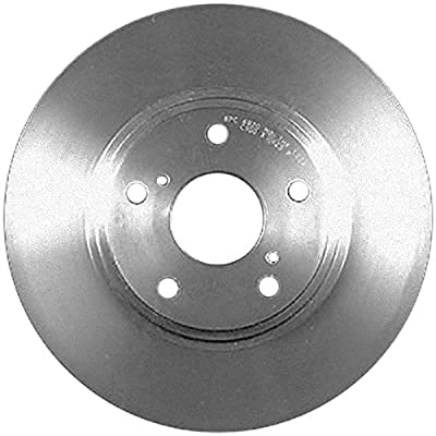 Bendix Premium Drum and Rotor PRT5324 Front Rotor: Automotive