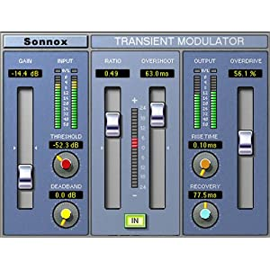 Sonnox Oxford Transient Modulator