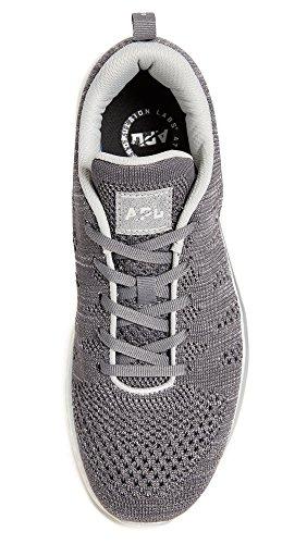 Apl: Atletisk Fremdriftssystemer Laboratorier Mænds Techloom Pro Sneakers Metallisk Sølv / Off Hvid ryz2hP3u9X