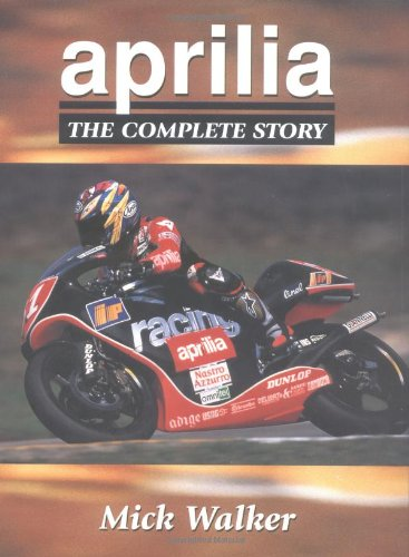Aprilia Cars (Aprilia: The Complete Story)