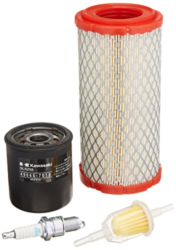 EZGO 609251 4-Cycle Engine Tune-Up Kit with Cylinder Air Filter by E-Z-GO