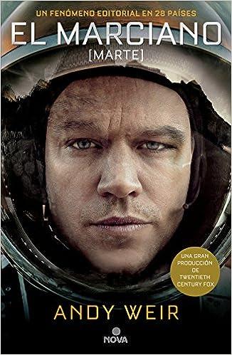 El marciano - Andy Weir