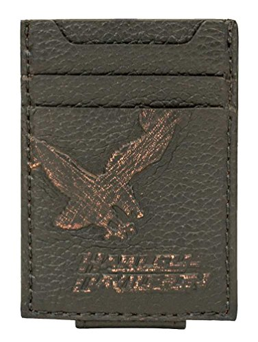 Harley Davidson Vintage Pocket Leather EV4369L BLACK