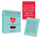 img - for Talk to Me Like I'm Someone You Love: Relationship Repair in a Flash--64 Flash Cards for Real Life (Tarcher Inspiration Cards) book / textbook / text book