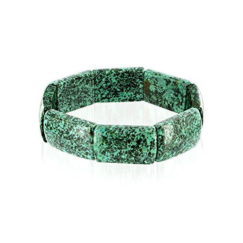 African Simulated Turquoise Ge