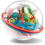 7TECH Maze Ball Intellect 3D Magic Puzzle Game with 100 Challenging Barriers