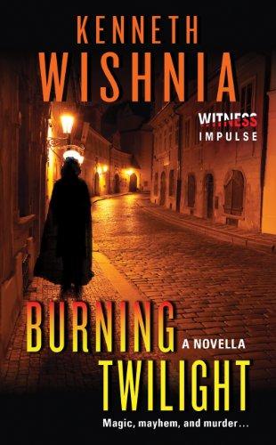 Burning Twilight: A Novella