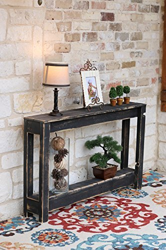 46 Inch Rustic Console -  - living-room-furniture, living-room, console-tables - 51FjQbyqCmL -
