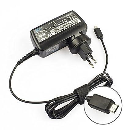 Tomtech ® 11UNMIC5P Cargador de pared con Micro USB para ...