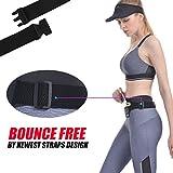 USHAKE Slim Running Belt, Ultra Light Bounce Free