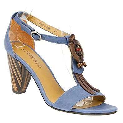 615be7807a8a Staccato BEL13029 - Blue Size 1 UK  Amazon.co.uk  Shoes   Bags