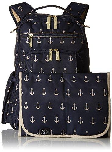 Ju-Ju-Be Estar Preparado - Mochila bolsa para pañales Multicolor (The Admiral)