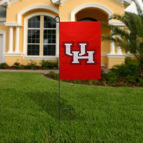 University Applique (University of Houston Applique Flag (Garden))