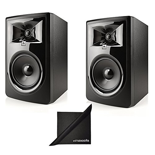 Jbl Studio Stereo Speakers - JBL 306P MkII 6.5