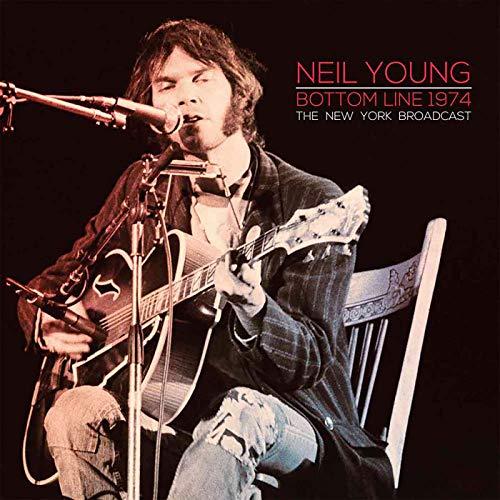 Bottom Line 1974 (2Lp) (Cassette Neil Young)