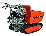 YARDMAX YD8105 Track Barrow with Hydraulic