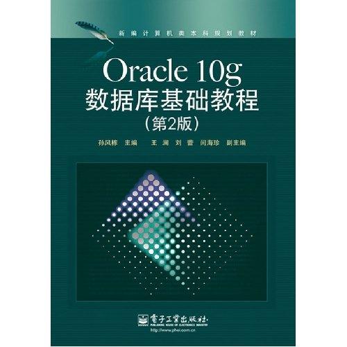 (The database foundation of the Oracle 10 g lectures(version 2) (Chinese edidion) Pinyin: Oracle 10g shu ju ku ji chu jiao cheng ( di 2 ban ))