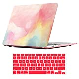iCasso Rubber Coated Soft Touch Hard Shell Case