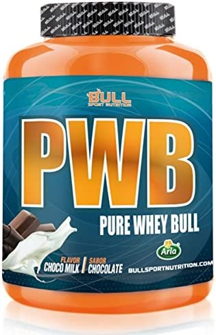 Bull Sport Nutrition PWB Pure Whey Bull Proteínas de Suero de Leche - 2270 gr