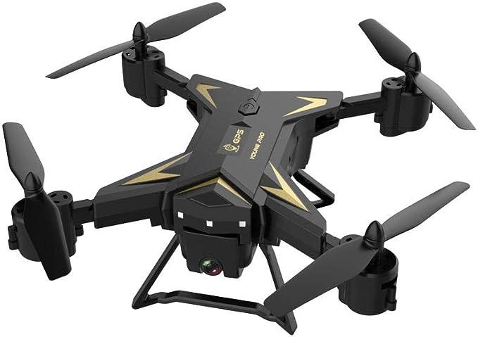 AmazonSmile: YJYdadaS KY601G GPS Drone with 4K HD Camera 5G WiFi FPV RC Quadcopter Foldable Drone (Black): Clothing