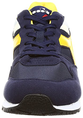 Collo Basso Intrepid Sneaker Diadora Uomo Nyl a Blu ZI6FxwTq