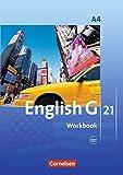 English G 21 - Ausgabe A: Band 4: 8. Schuljahr - Workbook mit Audio-Download ab April 2017 1. Auflage 10. Druck