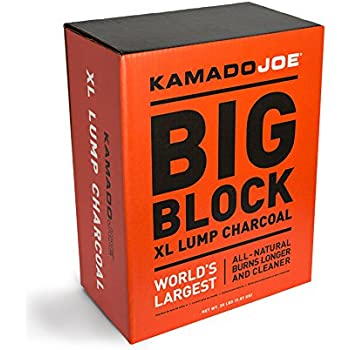 Kamado Joe KJ-Char Hardwood, Extra Large Lump Charcoal