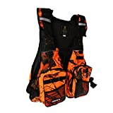 MagiDeal Multi Pocket Outdoor Water Sports Surfing Fishing Life Jacket Kayak Canoe Boat Rafting Swimming Sailing Buoyancy Aid Safety Vest Protection Gear with Whistle - Choice of Color