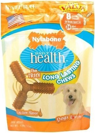 Nylabone Daily Health Long Lasting Chews For Sale