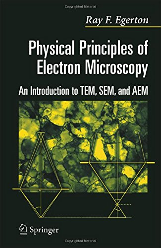 Physical Principles of Electron Microscopy: An Introduction to TEM, SEM, and AEM (Principles Of Electron Optics compare prices)