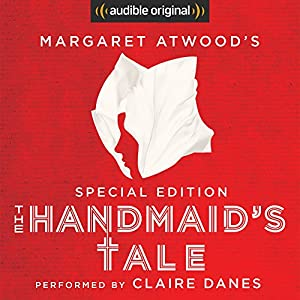 com the handmaid s tale special edition audible audio  com the handmaid s tale special edition audible audio edition margaret atwood valerie martin essay claire danes full cast audible studios