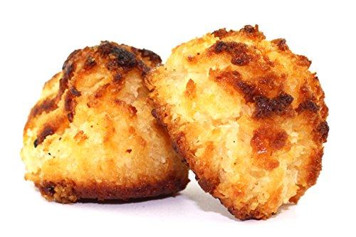Jennies Organic Coconut Macaroons 10/.75 oz. (2 Count) – Gluten Free, Kosher, Peanut Free, Dairy Free – Original Review
