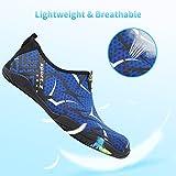HEETA Water Sports Shoes for Women Men Quick Dry Aqua Socks...
