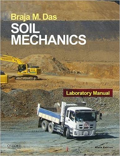 Soil mechanics laboratory manual braja das 9780190209667 amazon soil mechanics laboratory manual 9th edition by braja das fandeluxe Image collections