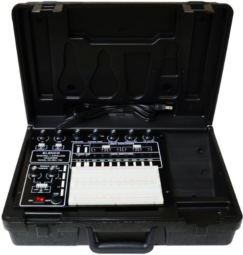 Elenco XK550  Digital/Analog Trainer in Case Digital Analog Trainer