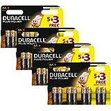 Duracell 32x AA 1.5V - Pilas (Alcalino, Cilíndrico, 1,5V) Negro, Cobre