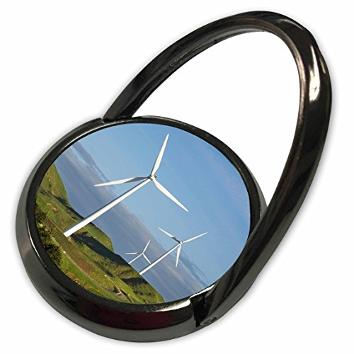 3dRose Danita Delimont - Energy - New Zealand, Te Apiti Wind Farm, Ruahine Ranges, Energy-AU02 DWA6081 - David Wall - Phone Ring (phr_71712_1) Apiti Wind Farm