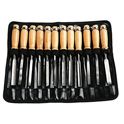 NIKA # Tools Set Woodworking Professional Gouges