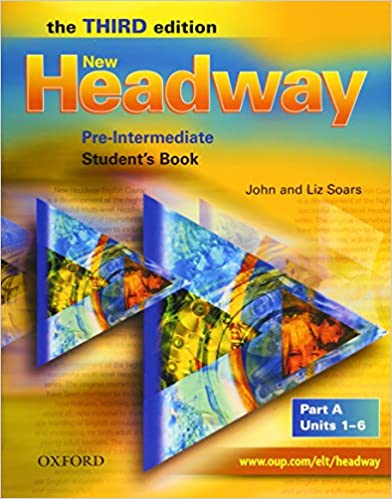 Amazon new headway pre intermediate students book a new headway pre intermediate students book a headway elt 3rd edition fandeluxe Image collections