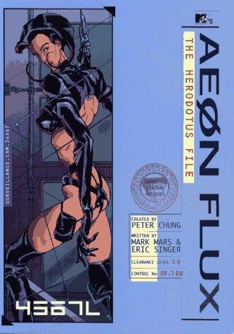 Aeon Flux: The Herodotus File Paperback December 1, 1995