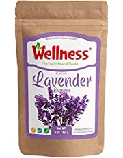 Lavender | 113 g 4 oz Reseable Bag,Bulk | Dried Culinary Lavender Buds, Herbal Tea | Relaxing,Sleep Well | Aromatherapy, Crafts Potpourri,Home Fragrance