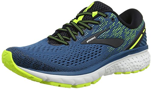 Brooks Nightlife Multicolor Hombre de Zapatillas Black 11 Blue 459 Ghost Running para ZZxwF7Hq