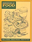 Dimensions of Food, Vaclavik, V. and Pimental, M., 0412067412