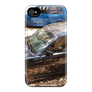 Baretty Xjs2622hqCW Case Cover Skin For Iphone 4/4s (my Fiat Uno 1 4 Tuning Bmw E36 325i Tuning)