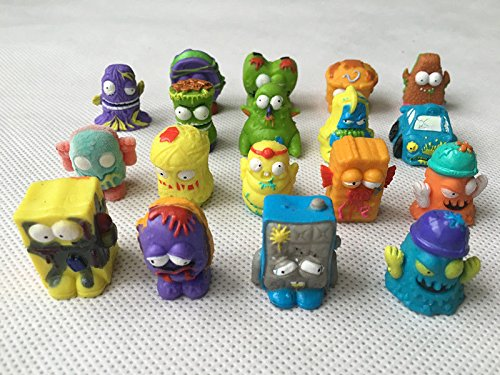NEW Lots of 50pcs Moose Toys The Trash Pack Trashies Mini Figure Random New Loose